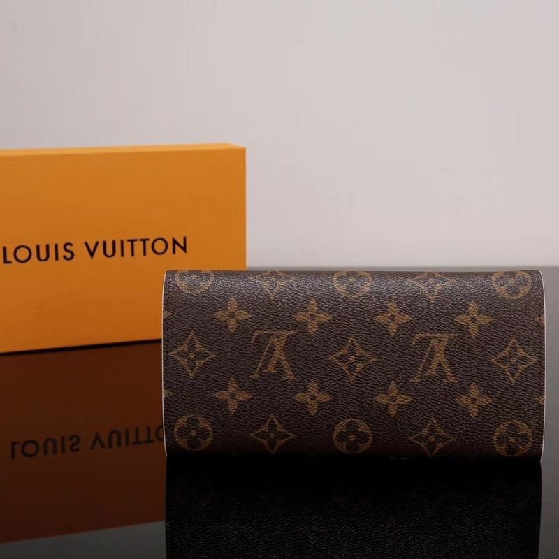 CARTEIRA LOUIS VUITTON CLEMENCE MONOGRAM