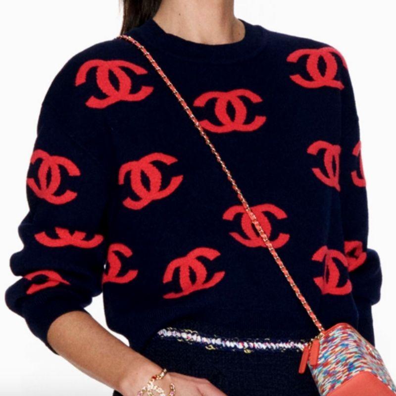 Casaco Chanel CC
