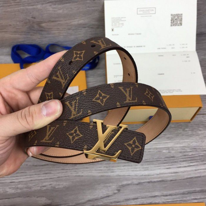 CINTO LOUIS VUITTON MONOGRAM MINI 25MM