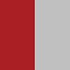 Vermelho - Ferragem Prata