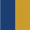 Azul Marinho - Ferragem Dourada