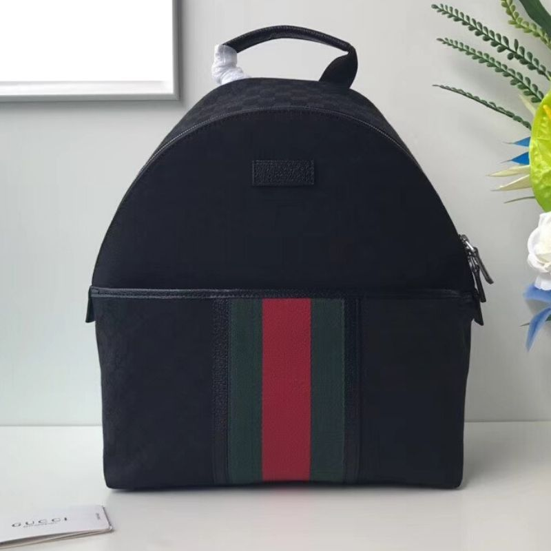 MOCHILA GUCCI ORIGINAL GG CANVAS
