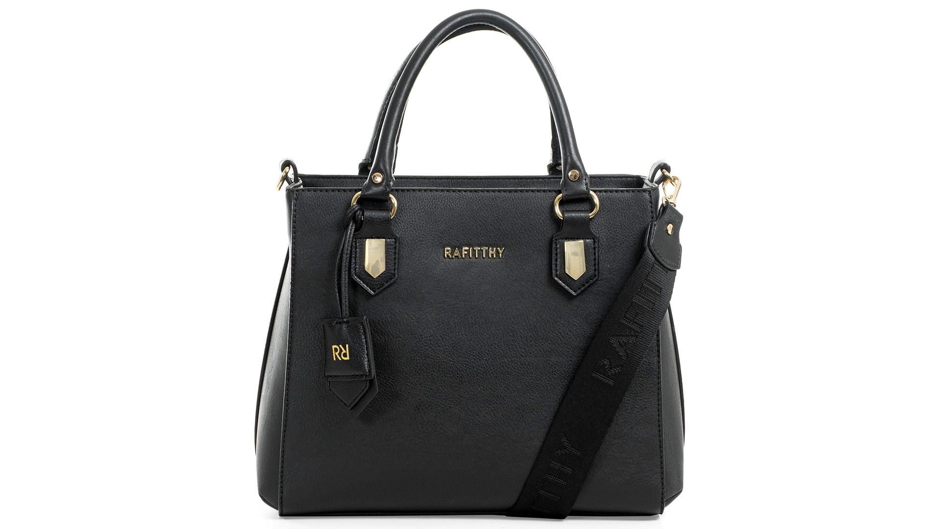 Bolsa Feminina Rafitthy 2802206A3 Preto