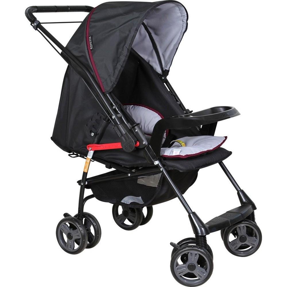 Carrinho de Bebê Milano Reversível II Galzerano até 15kg