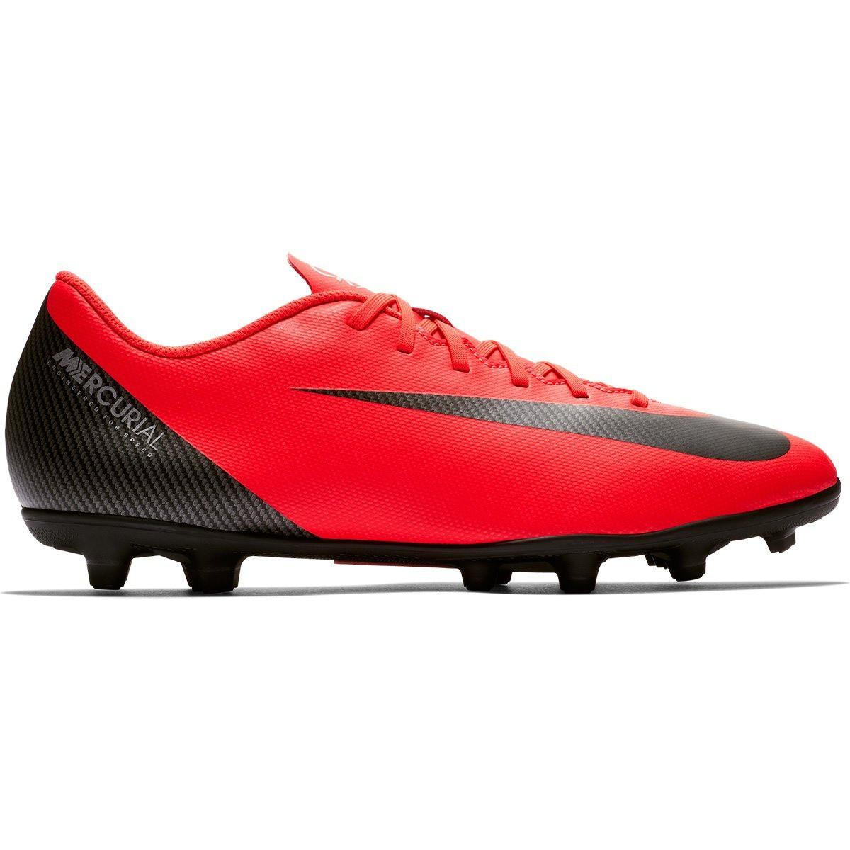 Chuteira Nike Vapor 12 Club Cr7 FG MG