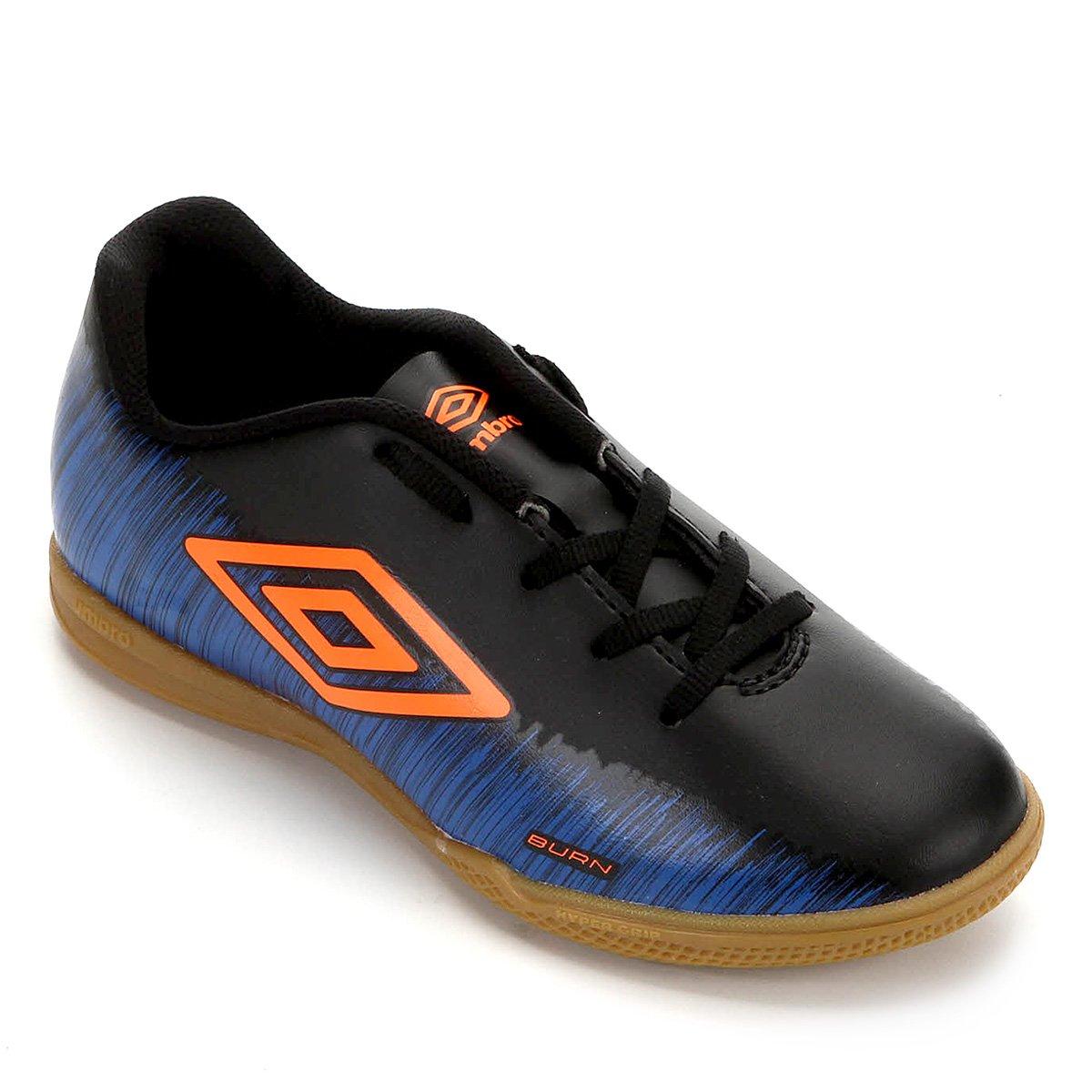 Chuteira Umbro Futsal Footwear Burn