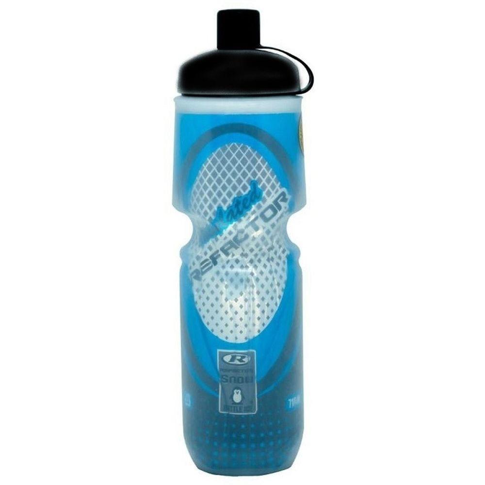 Garrafa Termica Refactor Snow Free Bpa Azul 710 Ml