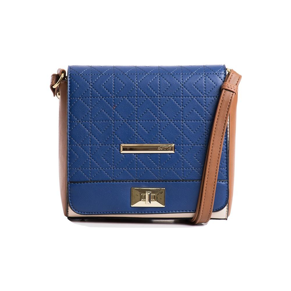 Mini Bolsa Feminina Rafitthy 2802307C2  Malte Azul