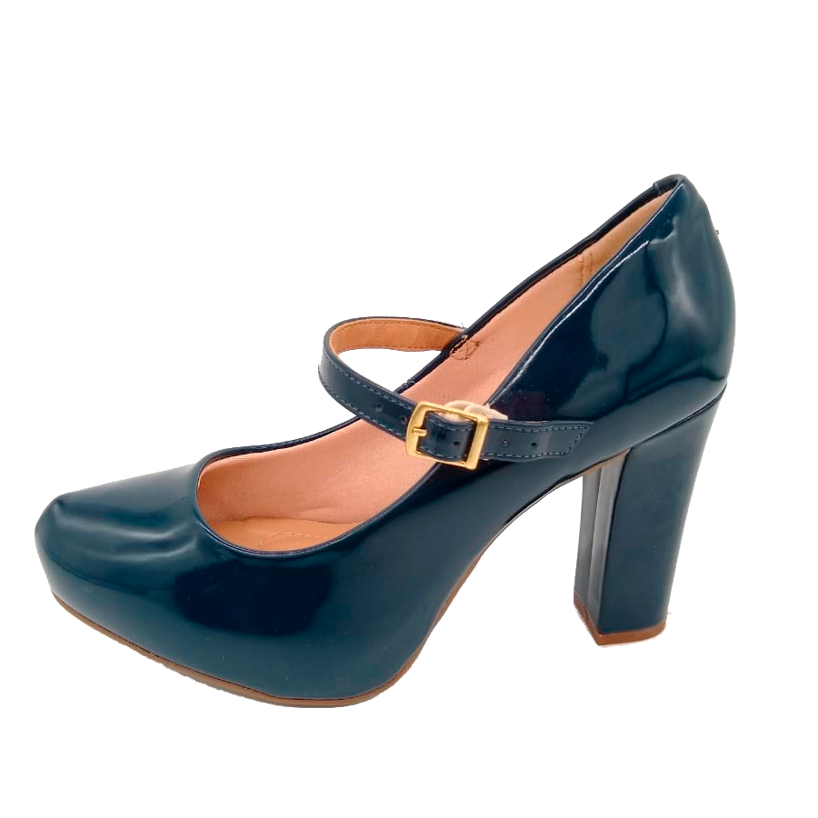 Sapato Beira Rio Verniz Premium
