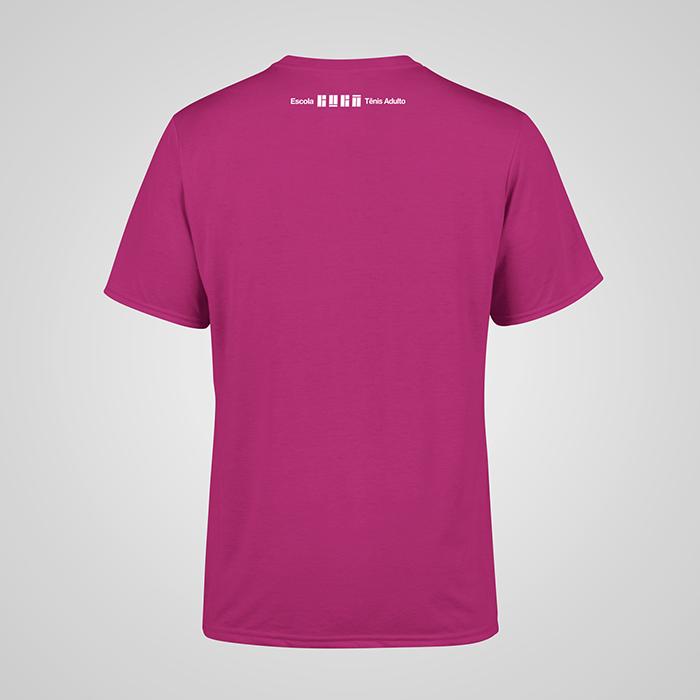 Camiseta Grace Tênis Adulto