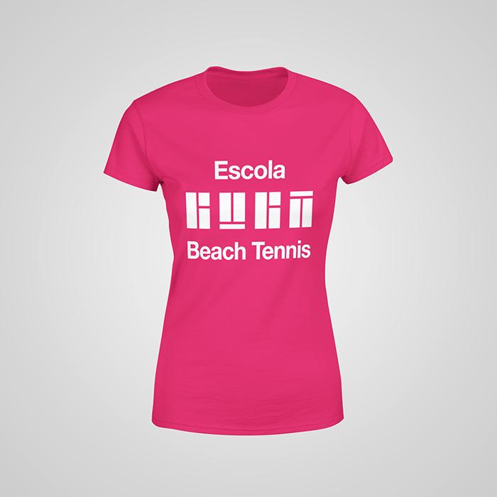 Camiseta Lush Beach Tennis