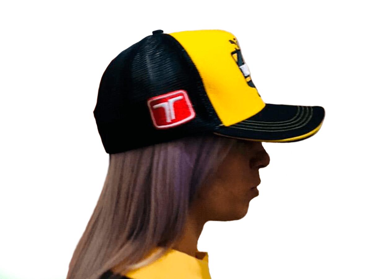 Boné T4 Clube Brasil | Modelo 1 | Adulto