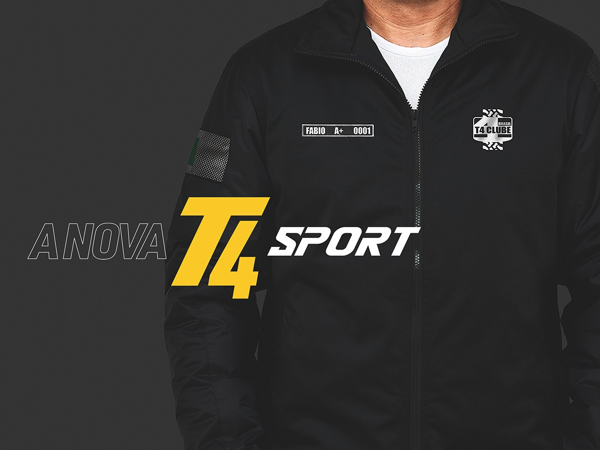 Jaqueta T4 Sport - Lote 1