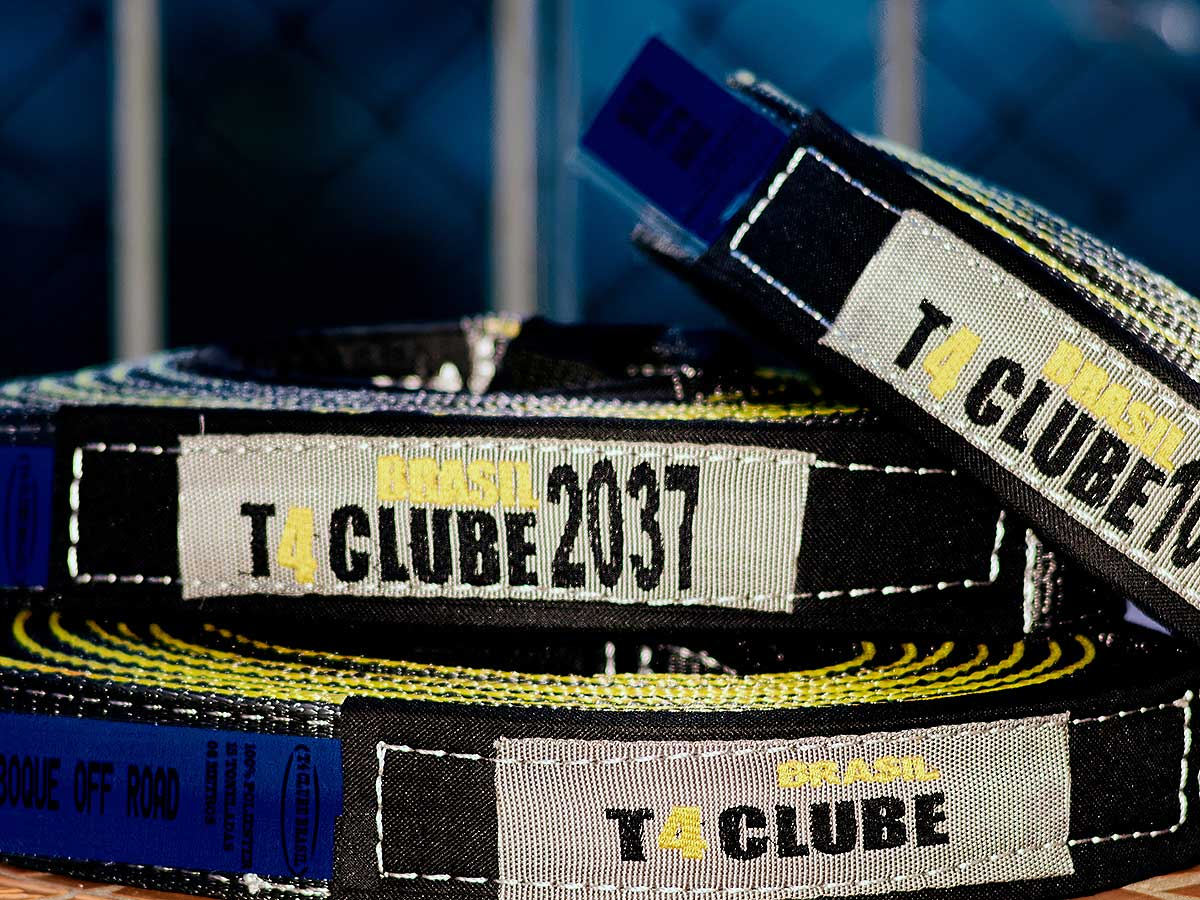 Super Cinta Reboque T4 Clube Brasil  // 10 METROS x 15 TONS
