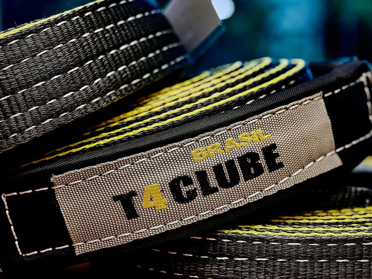Super Cinta Reboque T4 Clube Brasil  // 6 METROS x 15 TONS