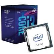 CPU | 1151 | INTEL CORE i3 8100 3.6Ghz