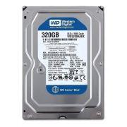 HD DESKTOP   SATA   WD3200AA   WESTERN DIGITAL   320GB   S/N