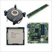 KIT | MB POS-PIQ77CL + CPU CORE i5 3740 + COOLER KLX + RAM DDR3 4GB (2X2GB)