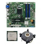 Kit Placa Mae Pos-piq77cl Lga 1155 + I5 3470 + Cooler
