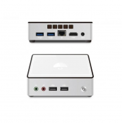 MINI PC | NUC PREMIUM | INTEL CORE i3 | 4010U | RAM 4GB | HD SSD 120GB | HDMI