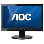 "Monitor 15.6"" LCD Widescreen 1619SWA AOC S/N"