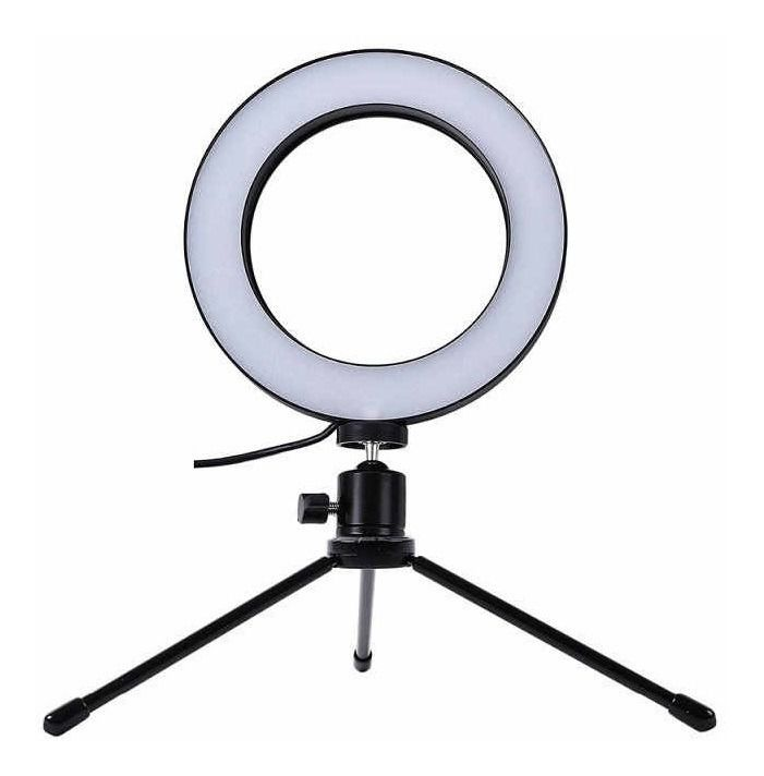 "RING LIGHT | LUCACELL | 6"" 3 CORES"
