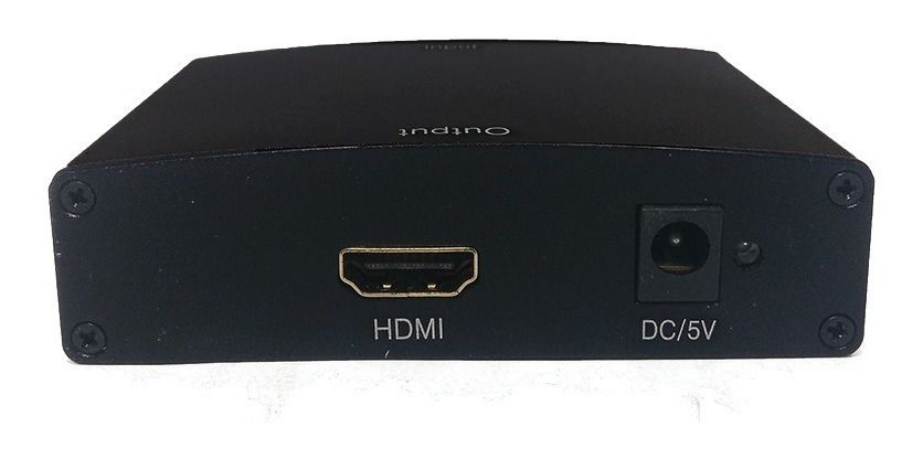 ADAPTADOR/CABO | VGA X HDMI | COM FONTE