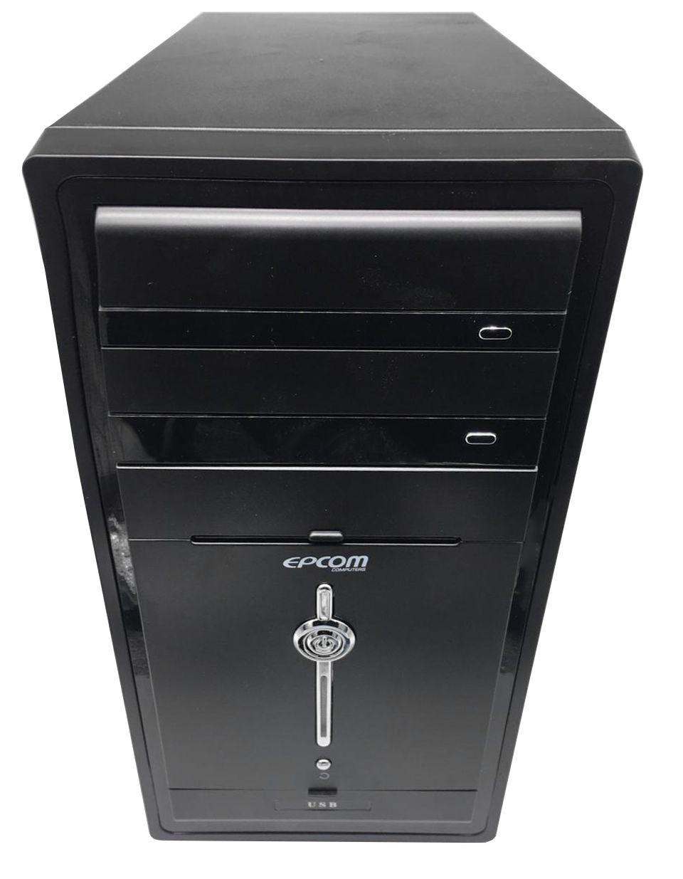 Computador TOPMAX i5 3470+4gb de Ram+HD 500