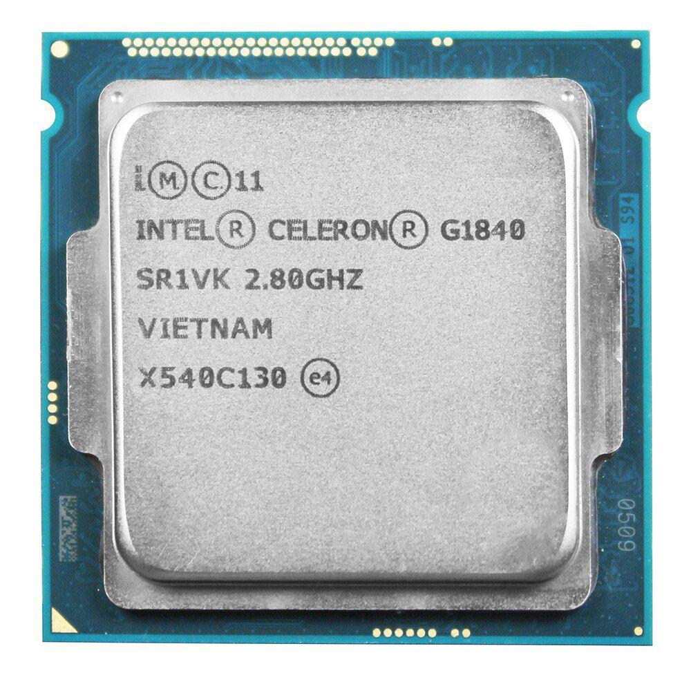 CPU 1150 | CELERON G1840 | SR1VK | INTEL | 2.80 GHZ