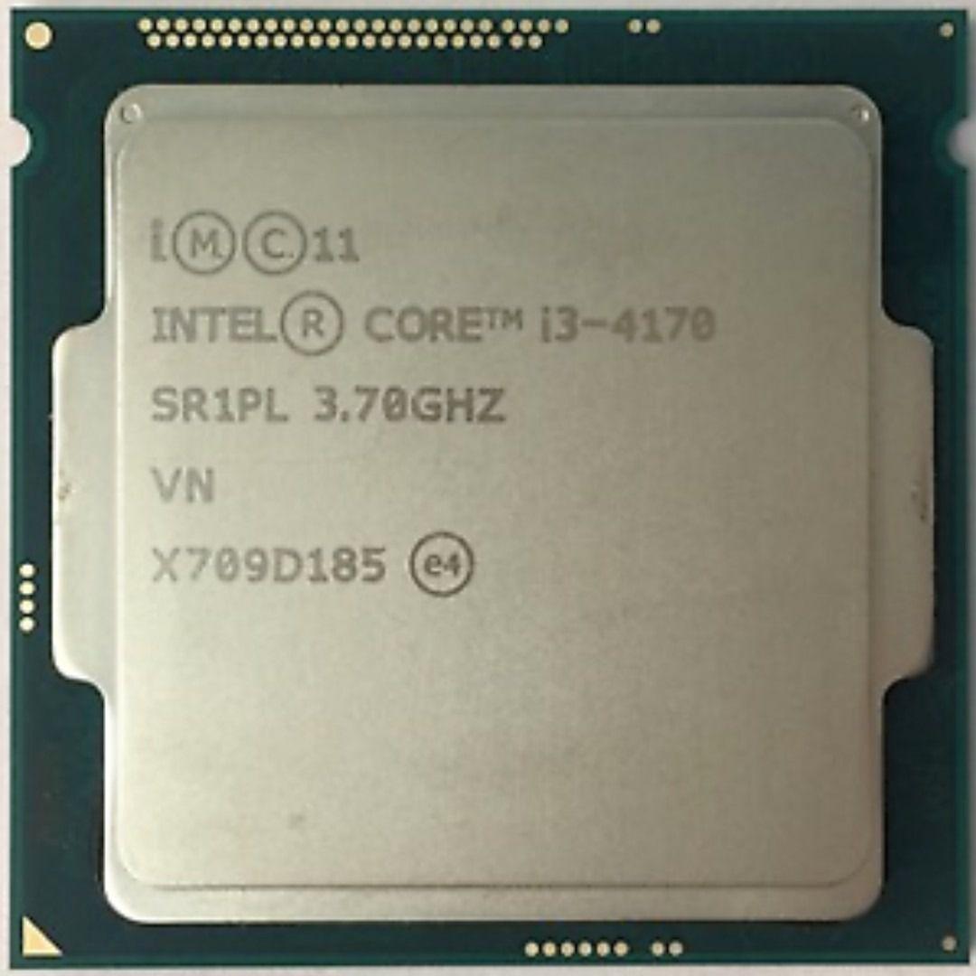CPU 1150 | CORE I3 4170 | SR1PL | INTEL | 3.70 GHZ