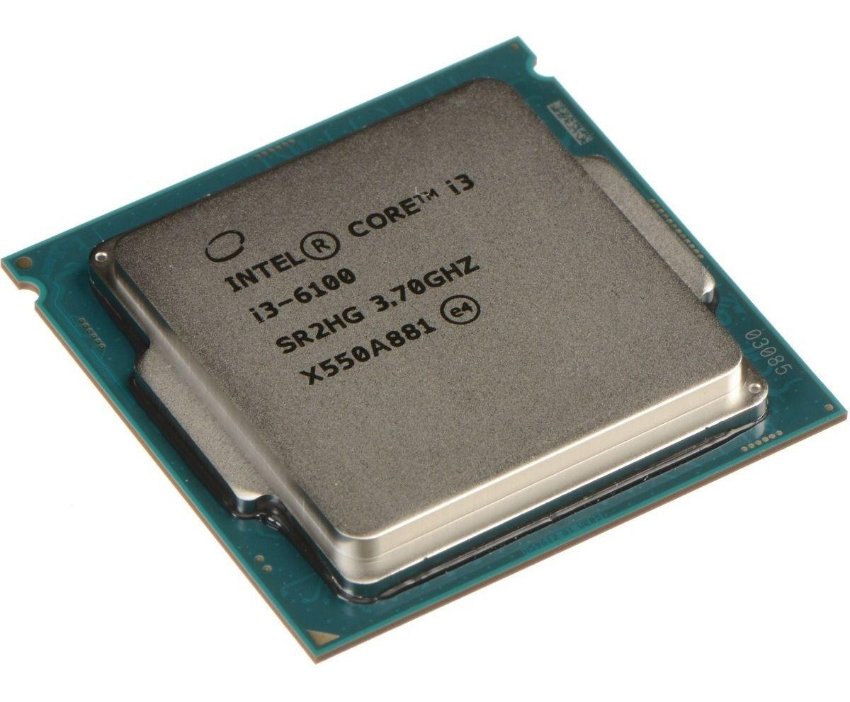 CPU 1151 | Core I3 6100 | SR2HG | INTEL 3.7ghz
