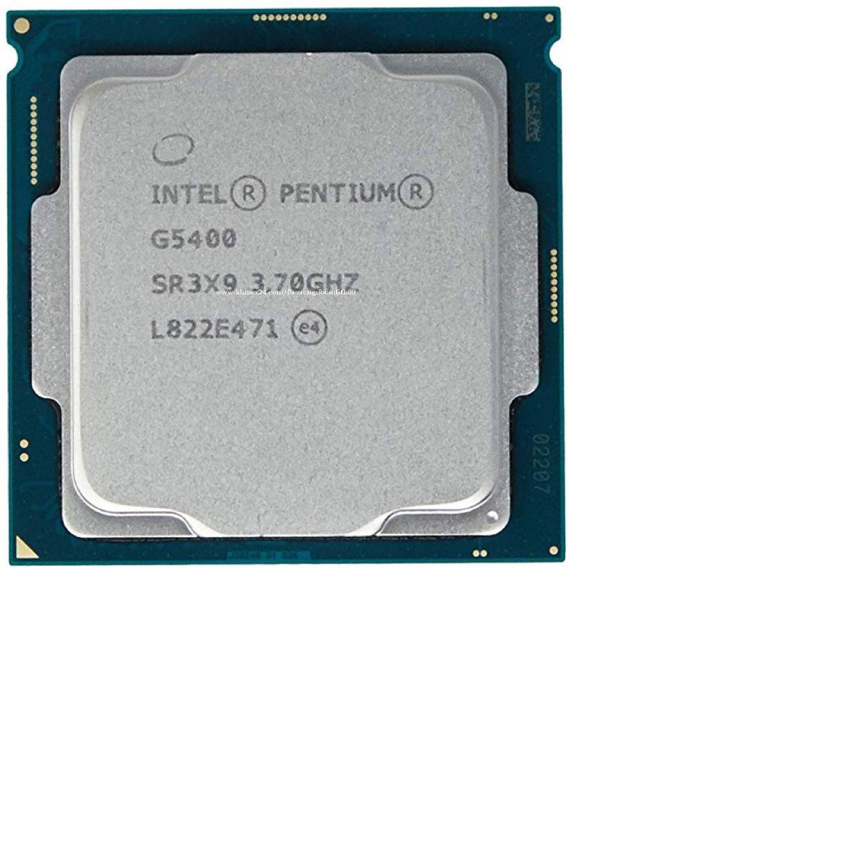 CPU 1151 | PENTIUM G5400 8ª Geração | SR3X9 | INTEL 3.7ghz