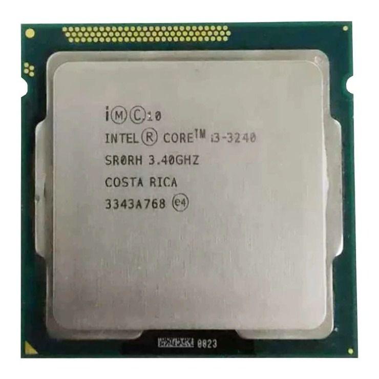 CPU 1155 | CORE I3 3240 | SR0RH | INTEL | 3.40 GHZ