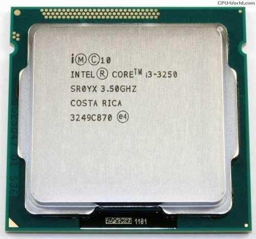 CPU 1155 | CORE I3 3250 | SR0YX | INTEL | 3.5 GHZ