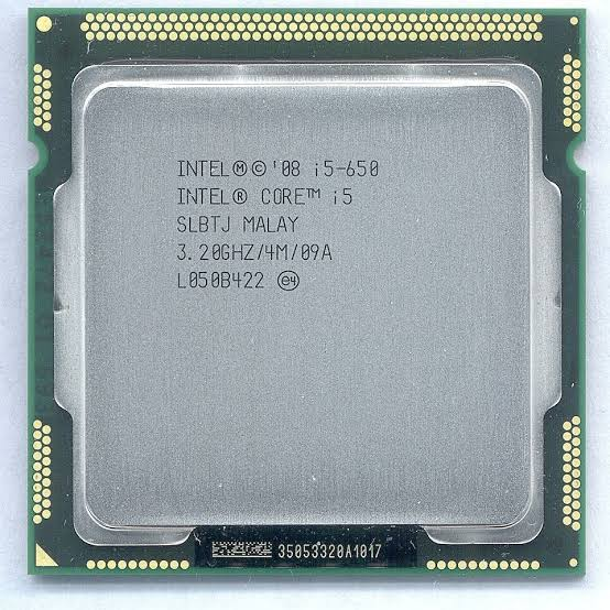 CPU 1156 | CORE I5 650 | SLBLK | INTEL | 3.20 GHZ