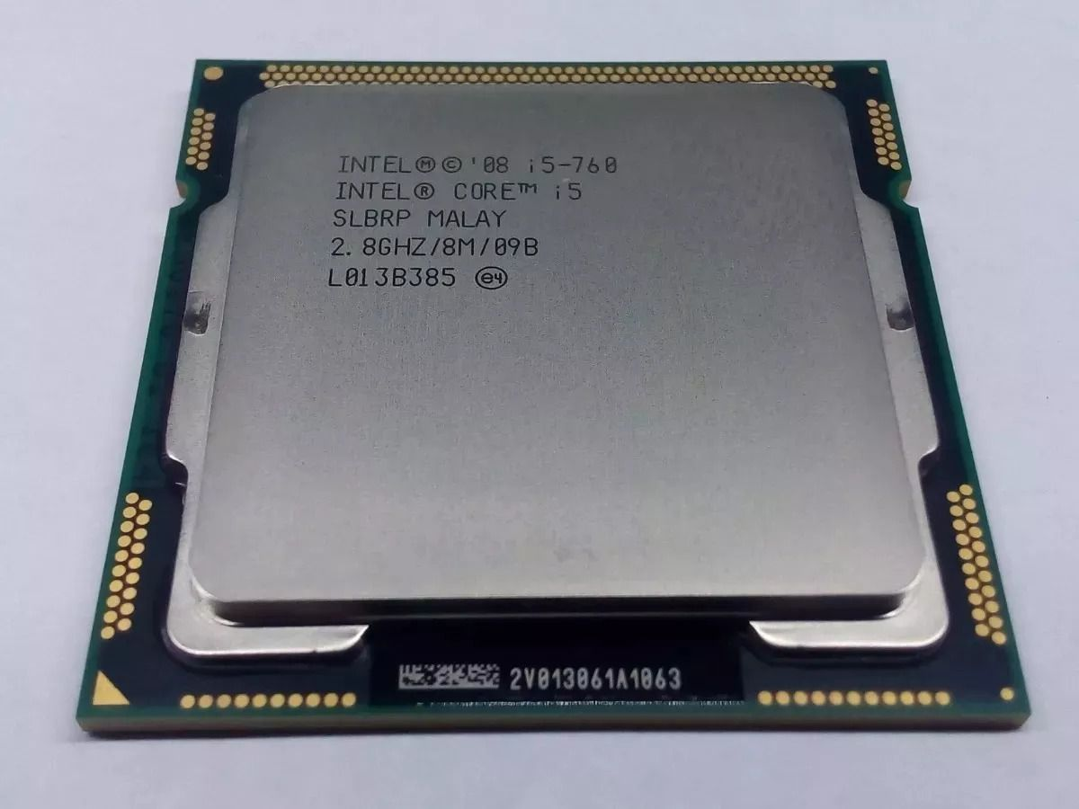CPU 1156 | CORE I5 760 | SLBRP | INTEL | 2.80 GHZ