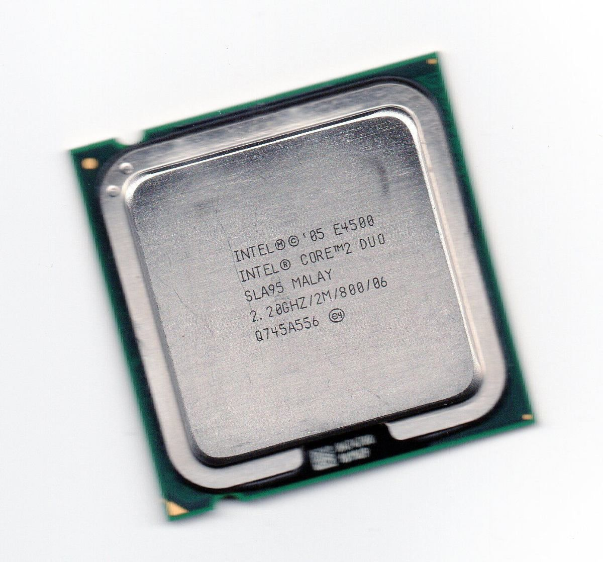 CPU 775 | CORE 2 DUO E4500 | SLA95 | INTEL | 2.20GHZ