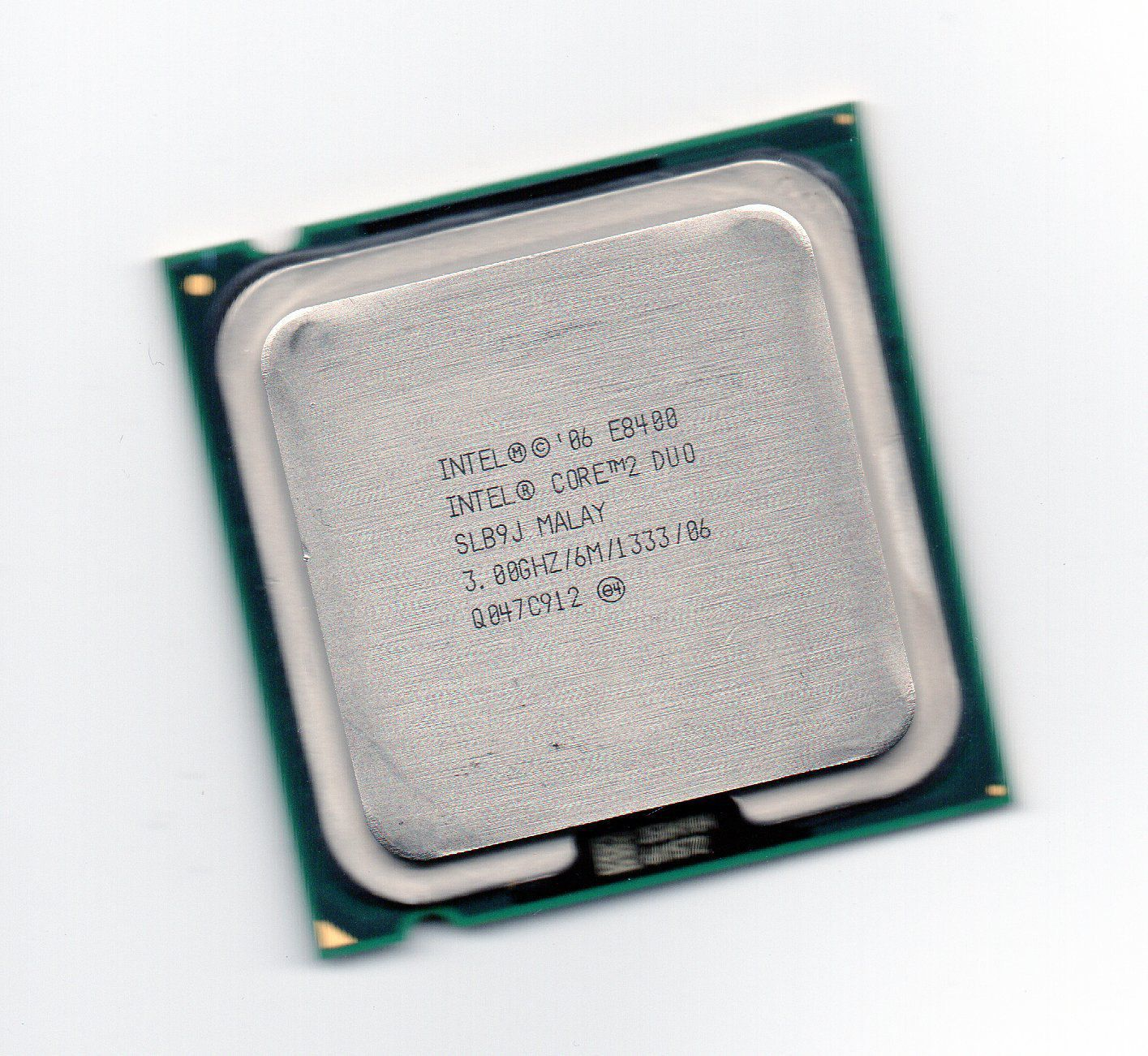 CPU 775 | CORE 2 DUO E8400 | SLB9J | INTEL | 3.00 GHZ