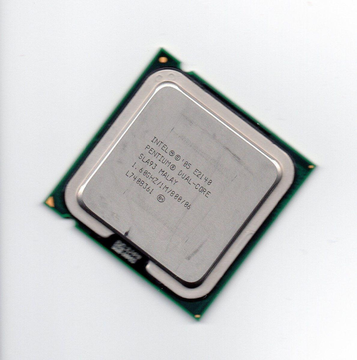 CPU 775 | PENTIUM DUAL CORE E2140 | SLA3J | INTEL | 1.6 GHZ