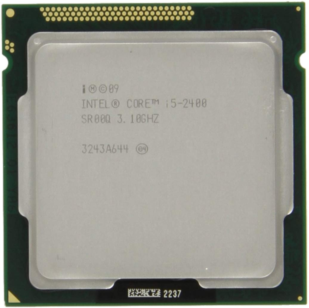 CPU SKT 1155 | CORE I5 2400 | SR00Q | INTEL | 3.10 GHZ