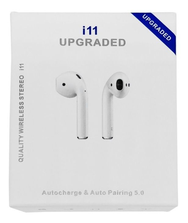 AIRPODS | BLUETOOTH | i11 UPGRADED | TWS