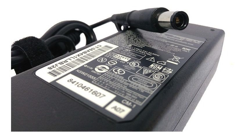 FONTE | NOTEBOOK | HP | 18.5V 3.34A | PLUG LARGO