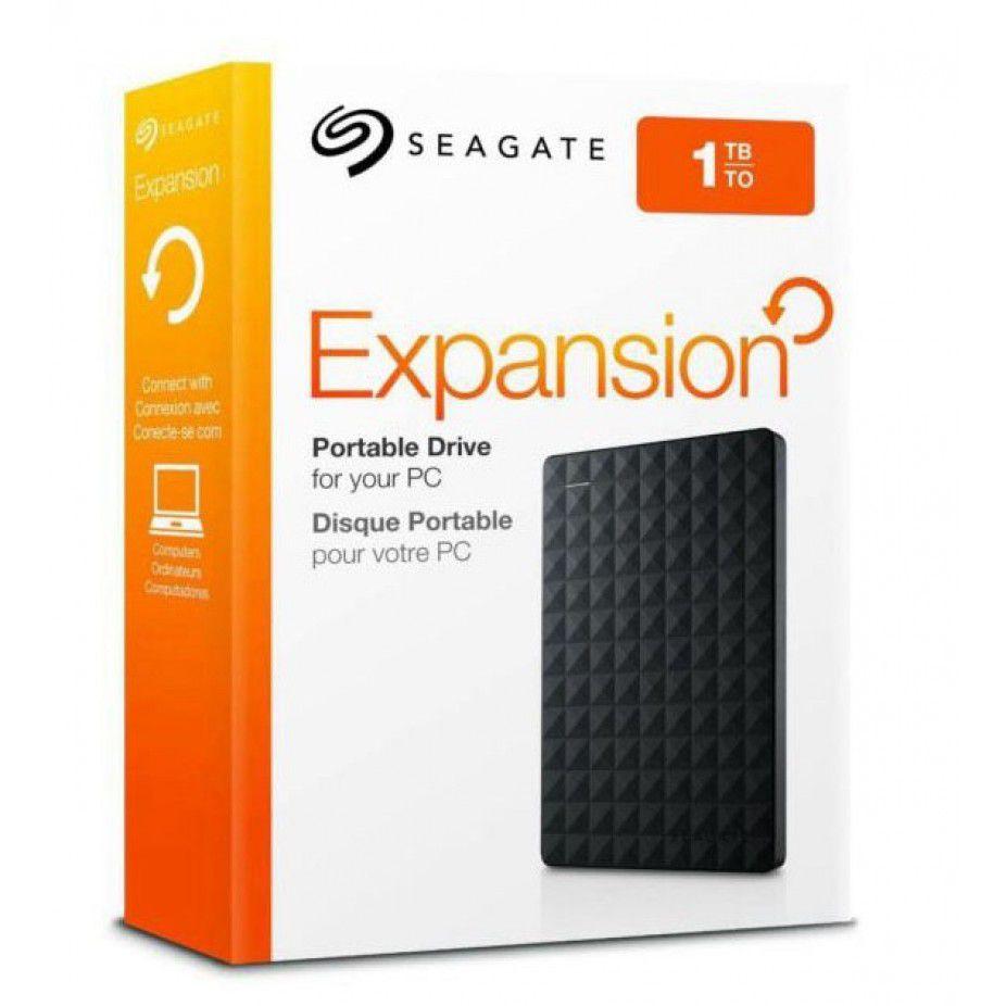 HD EXTERNO | USB 3.0 | 2TB | SEAGATE | SRD0NF2 |  PRETO