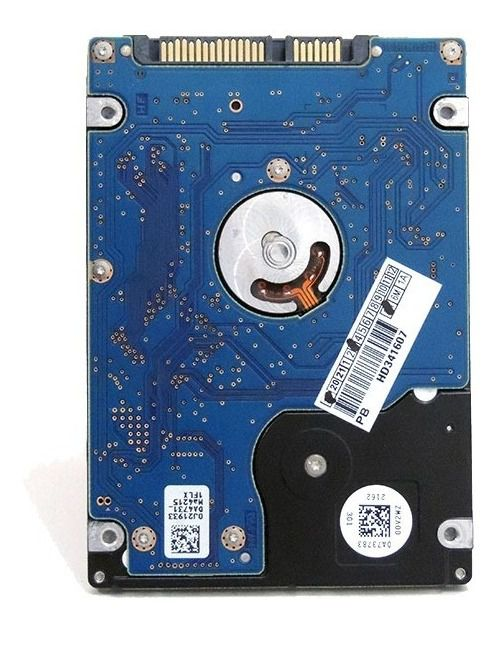 HD NOTEBOOK | SATA | SEAGATE | 500GB | S/N