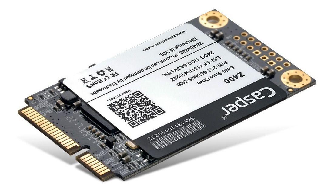 HD SSD |  M-SATA Z400 | CASPER | 240GB