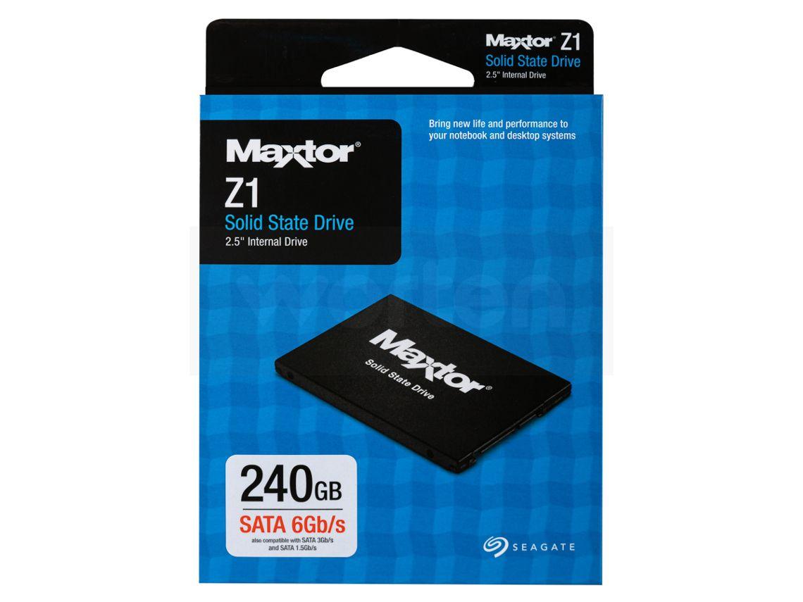 HD SSD | SATA | MAXTOR | Z1 | 240GB