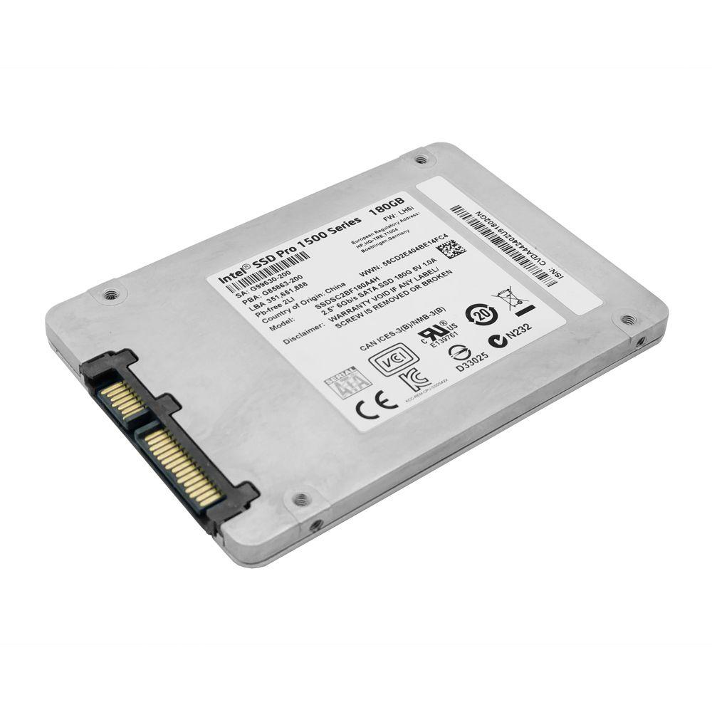 HD SSD | SATA PRO 1500 SERIES | INTEL | 180GB