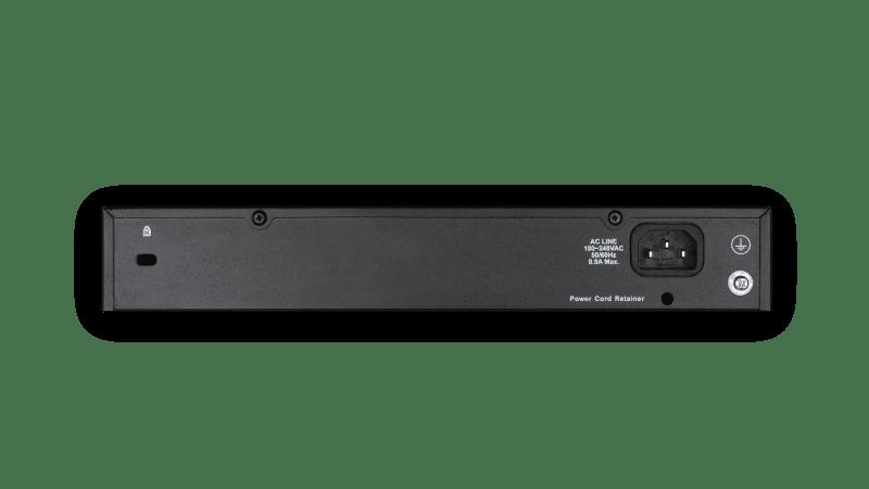 HUB SWITCH | 24P D-LINK | DES-1024D | 10/100