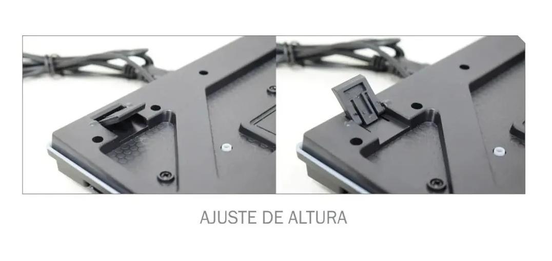 Kit Gamer K-mex Teclado/mouse/mousepad Km52+moa8+fx-x2218