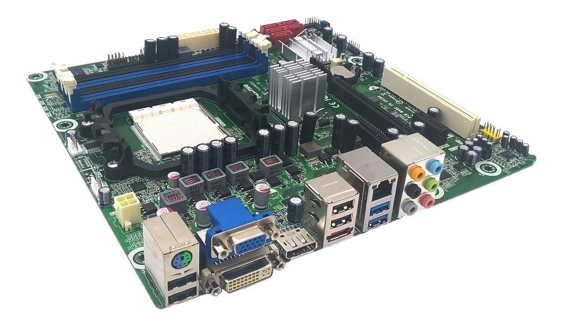 MB   POSITIVO   PA880GBZ   DDR3 - AM3 - AMD - 1600MHZ